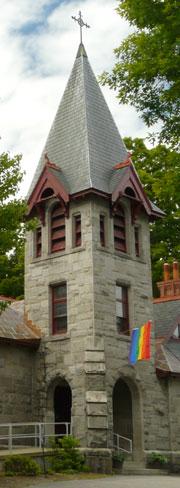 The Unitarian Universalist Church in Milford, NH