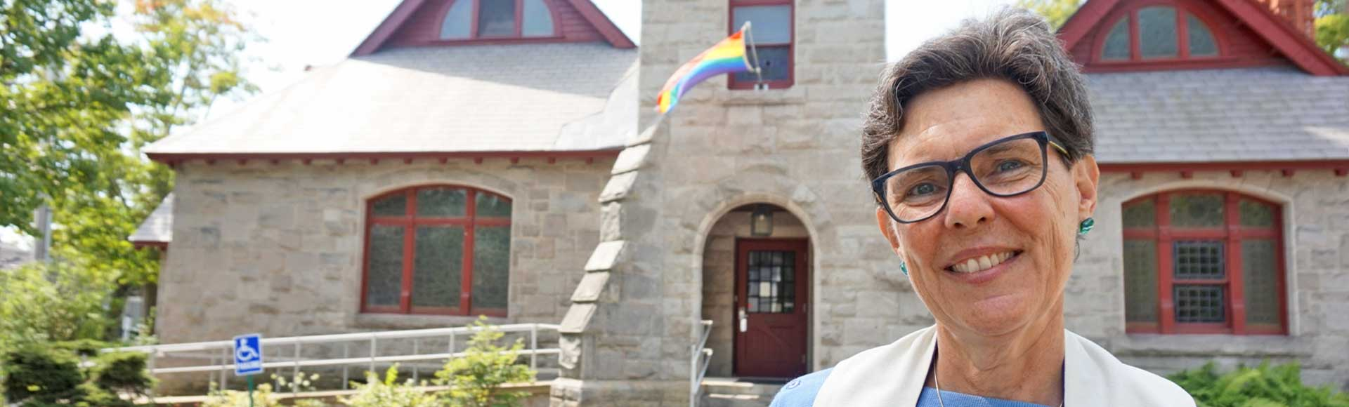 Rev. Carol Strecker